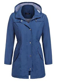 Dermanony Womens Blazer Coat Solid Color Turn-Down Collar Long Sleeve Coat Parka Outerwear Work Office Wear Jacket