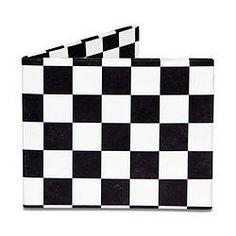 Mighty Wallet® 紙皮夾_Checkerboard
