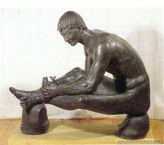 Arturo Martini - Tobiolo (collezione privata, 1934).jpg