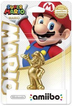 Amiibo Mario (Super Mario Collection) édition Or - WII U - Acheter vendre sur Référence Gaming