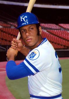 Orlando Cepeda - Kansas City Royals