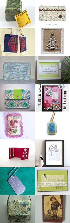 Giftgiving Perfect Time (3) by Maga Fabler on Etsy--Pinned with TreasuryPin.com