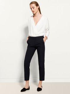 Damenhosen & Denim im WSV bei Massimo Dutti, Must-Haves die Ihren Kleiderschrank vervollständigen. Finden Sie Culottes, Leggings, Chinos & Jeans.