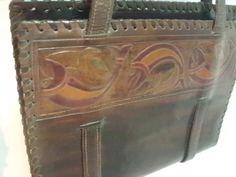 Free Shipping  Vintage Hand Tooled Bible by JanniesJunkandJems