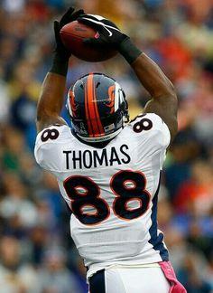 Demarius Thomas #88