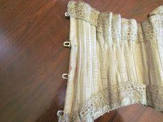 Edwardian Underbust Corset Corsets, Westworld Costume, Dolores Westworld, Underbust Corset, Swagg, Victorian, Gowns, Vintage, Dresses