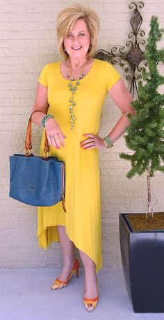 50 IS NOT OLD | A MAXI STYLE THAT IS FLATTERING