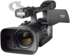 Canon XH-A1 HD Video Camera Rental