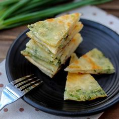 Chinese Scallion Pancakes I has these in china and they are amazing can't believe I found the recipe so excited !!!