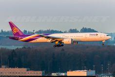 Thai Airways International HS-TKX Boeing 777-3D7/ER aircraft picture