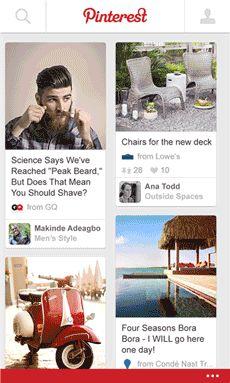 Anche Pinterest approda sul Windows Phone Store, in versione beta!