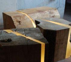 Umweltfreundliche Designer Lampen Aus Holz Resten In 2020 Lampen Aus Holz Into The Woods Harz Mobel