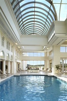 Relax at the Great Cedar's beautiful indoor pool