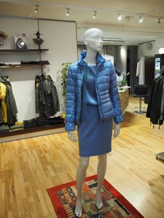 Mehr als nur Mode! Marc Cain, Material, Rock, Outfits, Fall Winter, Vest, Jackets, Suits, Skirt