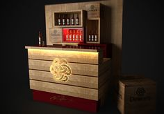 309 best alcohol images on pinterest display design pos for Jim beam signature craft for sale