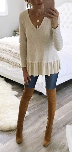 Women Clothing 100 Fall Outfits to Wear This 2018 Vol. 2 105 Women ClothingSource : 100 Fall Outfits to Wear This 2018 Vol. 2 105 by Fall Outfits 2018, Fall Winter Outfits, Autumn Winter Fashion, Fashion Fall, Winter Style, Womens Fashion, Pretty Outfits, Cool Outfits, Casual Outfits