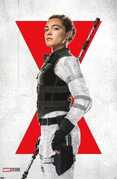 Poster: Marvel Black Widow - Yelena One Sheet, 22x15in.