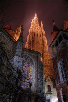 Saint Salvator, Brugge, Belgium