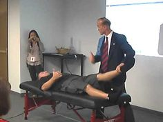 Lifewave's Dr. Dean Clark muscle testing Ice Wave patches.  LifeWave Revolution.  Lifewave Rapid naturopathic therapy via Sunlight Nanotechnology AcuPatches with drug-free  non-transdermal. Just Patch!    Available on www.lifewave.com/120