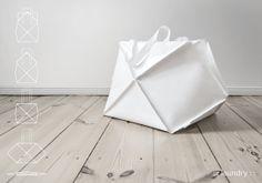 OMNI storage or laundry bag  2 sizes van kumekodesign op Etsy, €29.00