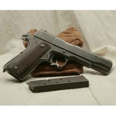Colt 1911 sous licence remington