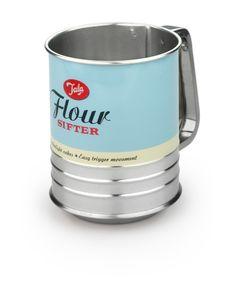 1960's Flour Sifter | Tala Happy Baking Days #flour #sifter #baking