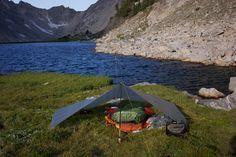 #tenda #tent #outdoor #lifestyle CAMPEGGI TARP: SEMPLICE CAMPEGGIO CON SEMPLICI ATTREZZI - tenda