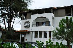 Hotel 202, Hossegor, France.