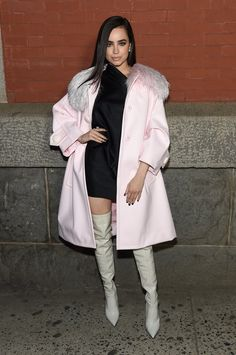 Sofia Carson in Marc Jacobs