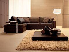 Minimalist Simple Nice Living Room with beige color Simple Living Room, Living Room Grey, Living Room Modern, Living Room Decor, Decor Interior Design, Interior Design Living Room, Living Room Designs, Home Furniture, Furniture Design