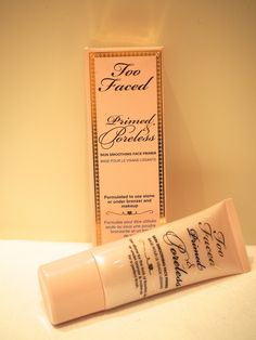 WILL TOO FACED MAKE YOU PRIMED AND PORELESS? — Beauty Blossip