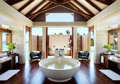 Can this be my bathroom? Now?