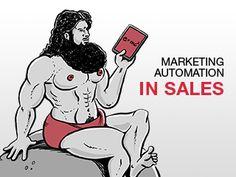It's out! The new issue of W4 marketingblatt starring Sisyphos as symbol for old fashioned sales work. Check #marketingautomation www.marketingblatt.ch