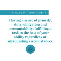 Responsibility is a key life skill that will improve multiple areas of your life. Priorities, Life Skills, No Response, Meant To Be, Student, Key, Education, Unique Key, College Students
