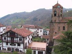 Turismo en Zugarramurdi, Navarra, España