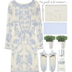 """just a dreamer."" by evangeline-lily on Polyvore"
