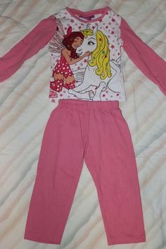 Neue Pyjama für Mädchen!