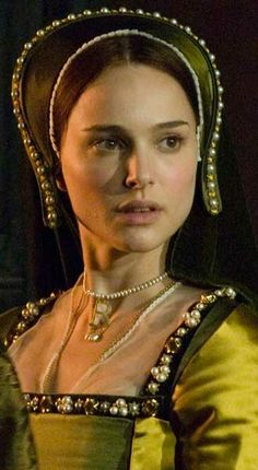 Natalie Portman Las hermanas Bolena