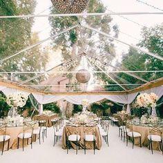 A gorgeous tented reception for this event designed by @lindahowardevents! Creative Partners: @belairhotel @classicpartyrentalsla @reverlyeventdesign @marksgarden @latavolalinen @mibellephotographers #LindaHowardEvents #RaycePR