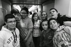 Fue un instante fugaz: Dans le métro