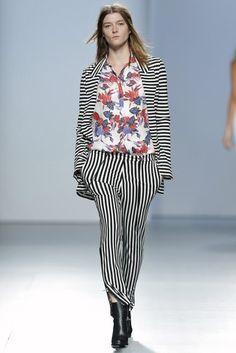 Madrid Fashion Week Juan Vidal Primavera-Verano 2015   telva.com