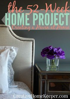 Create a haven at ho
