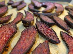 Kaleandtell - Langtidsbagte rødbeder - karamelliserede og lækre