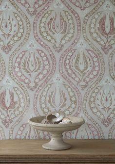 Benaki wallpaper Lewis and Wood
