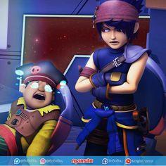 Kaizo and Gopal Boboiboy Galaxy, Anime Galaxy, Boboiboy Anime, Anime Art, Super Hiro, Doraemon Wallpapers, Galaxy Pictures, Best Hero, Handsome Anime