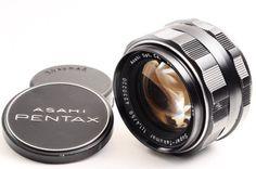 M42 Pentax Super Takumar 50mm f:/1,4 manual Focus Lens-Excellent 71,28€ livraison gratuite Ebay
