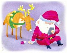 by Jim Benton Have A Happy Holiday, Merry Christmas To All, Happy Holidays, Christmas Comics, Christmas Humor, Tastefully Offensive, Tis The Season, Reindeer, Dinosaur Stuffed Animal