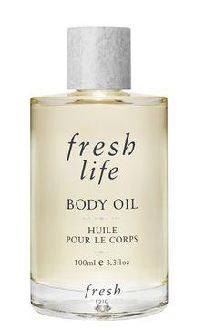 Fresh 'Life' Body Oil | Nordstrom