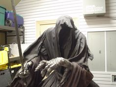 ringwraith costume - Google Search