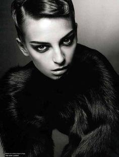 Rose Smith | Anthony Maule #photography | Numéro August 2011
